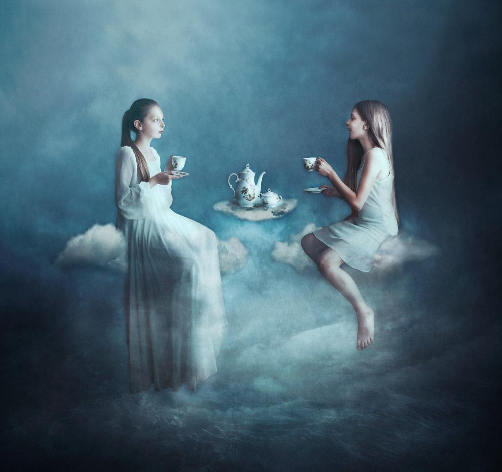 Tea Time Children